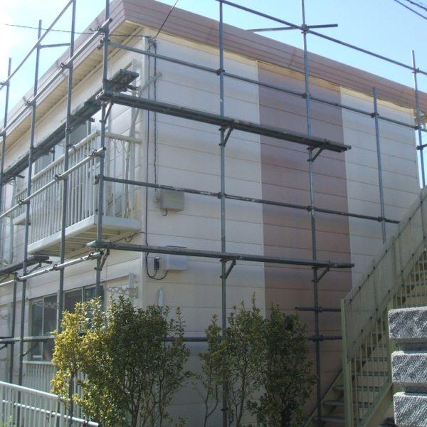 Before:外壁塗装