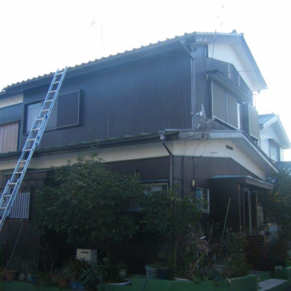 Before:外壁・屋根リフォーム