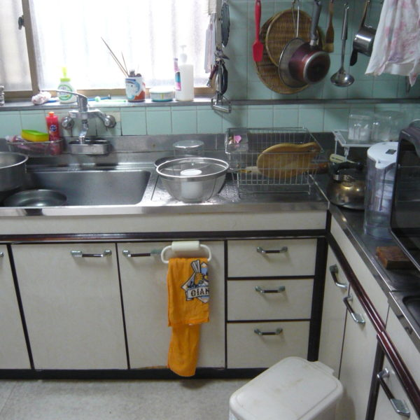 Before:キッチンリフォーム