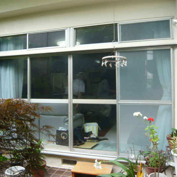 Before:窓サッシリフォーム
