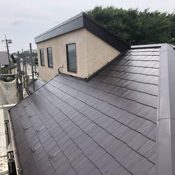 After:屋根塗装工事