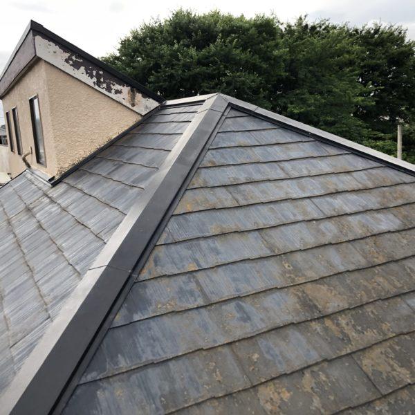 Before:屋根塗装工事
