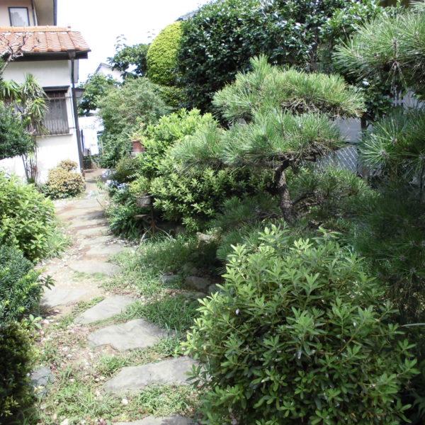 Before:造園工事