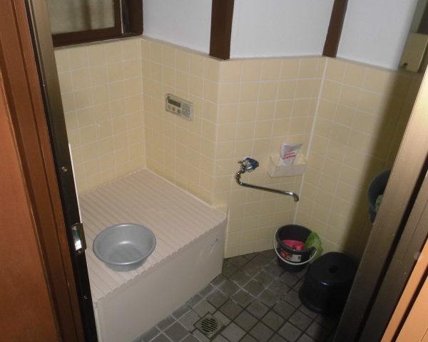 After:浴室工事